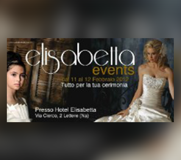 ELISABETTA EVENTS